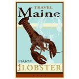 Lobster apron Aprons