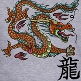 Asian dragon Sweatshirts & Hoodies