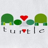 Bibs with turtles Bib