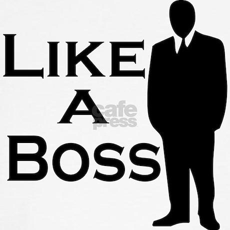 Like A Boss Jumper By Boogiemonst