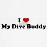 Dive buddy Tank Tops