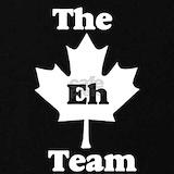 Canada eh Sweatshirts & Hoodies