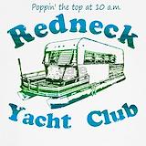 Redneck yacht club Tank Tops