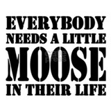 Moose Aprons