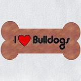 Bulldogs baby items Bib