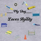 Dog agility Sweatshirts & Hoodies