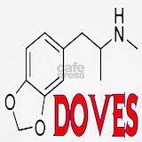 Doves band T-shirts