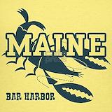Bar harbor, maine Tank Tops