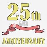 25th wedding anniversary Underwear & Panties