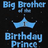 1st birthday prince T-shirts