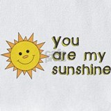 You are my sunshine Bib