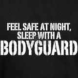 Sleep with a bodyguard Sweatshirts & Hoodies