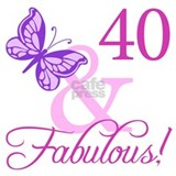 40th Aprons