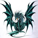 Dragon art Polos