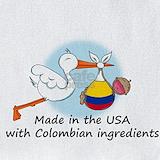 Colombian Bib
