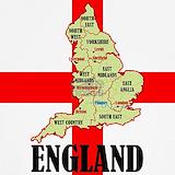 England Tank Tops