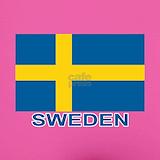 Sweden flag Underwear