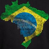 Brazil Sweatshirts & Hoodies