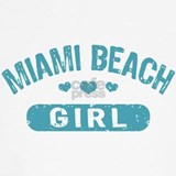 Miami beach Tank Tops
