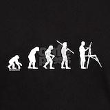 Artist evolution T-shirts