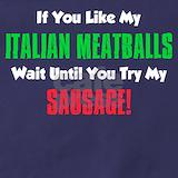 Funny italian Aprons
