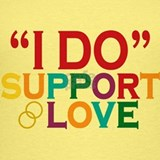 I do support love Tank Tops