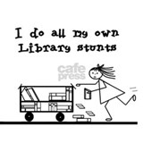Library T-shirts