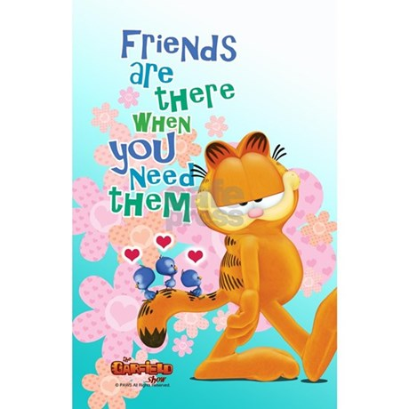 Image result for Garfield Friends Lunch