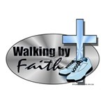 Walk by faith Aprons