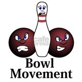 Bowl movement T-shirts