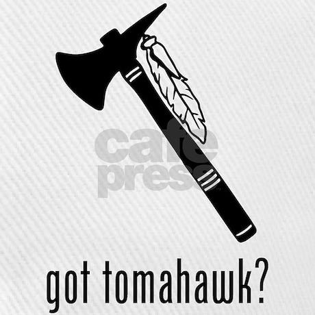 tomahawk baseball hat cap lucky brand