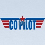 Co pilot Baby Hats