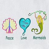 Mermaid Bib