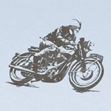 Motorcycle rocker Baby Hats