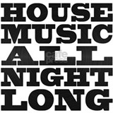 House music Wall Decals