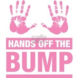 Hands off the bump Maternity