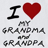 Grandparents Bib