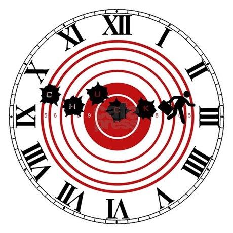Moving target large wall clockjpgcolorblackheight460 for Large wall clocks target