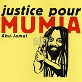 Mumia T-shirts