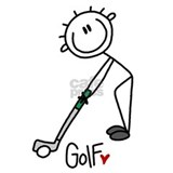 Stick figure golf Pajamas & Loungewear