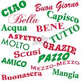 Italian Pajamas & Loungewear
