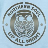 Northern soul Baby Bodysuits