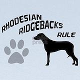 Rhodesian ridgeback Baby Hats