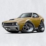Amx car pictures Bib