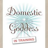 Domestic goddess Aprons