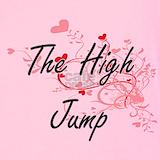 High jump Tank Tops