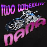 Biker nana T-shirts