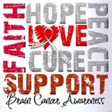 Brain cancer awareness Polos