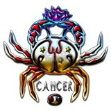 Cancer zodiac Wall Decals