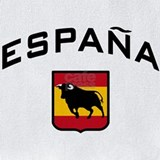 Spain soccer Bib